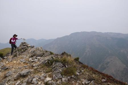 15中倉山