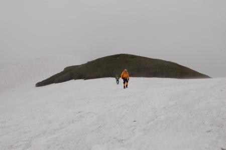 70大雪渓