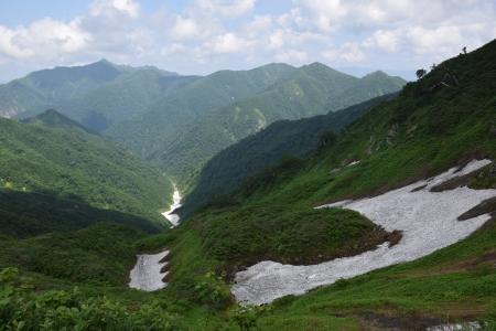 31荒沢岳