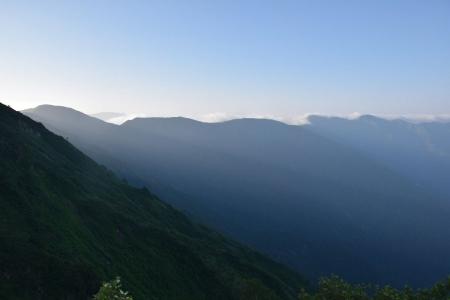 50兎岳~丹後山