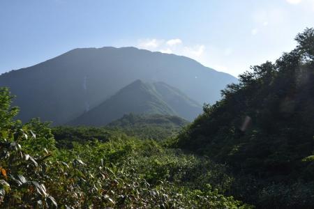 55中ノ岳
