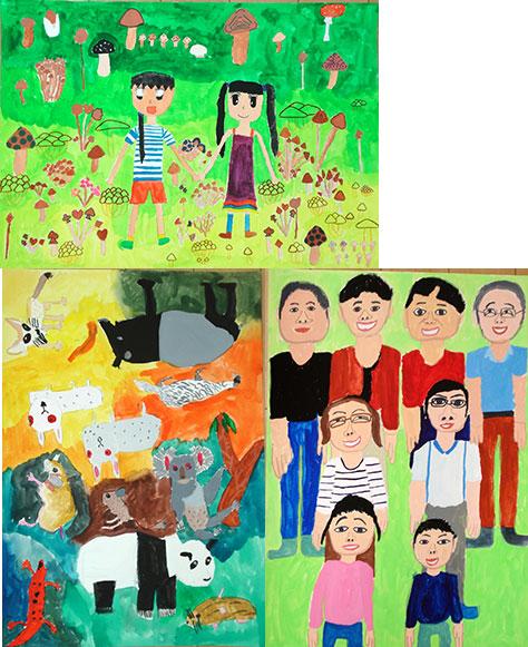 世界2013小学生