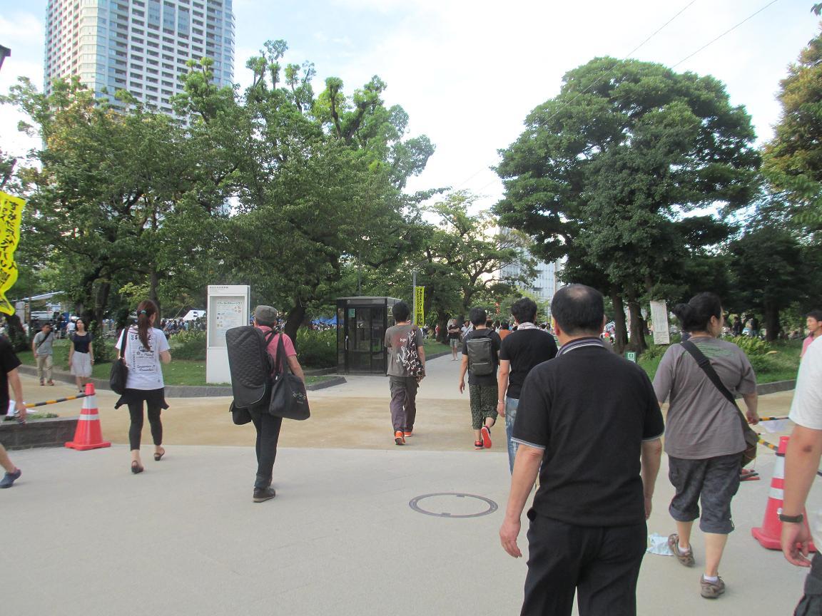 錦糸公園入口