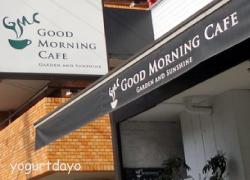 グッドモーニンクカフェ千駄ヶ谷店の外観