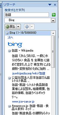 Web 検索