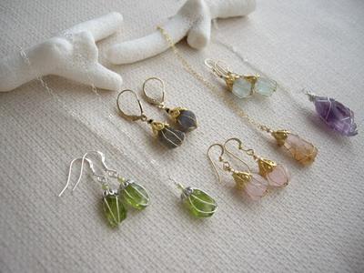 ore stone jewelry
