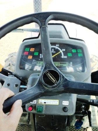 トラクター140524b