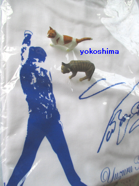 2014 5 22羽生君Tシャツ