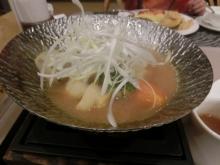 キロロ海鮮なべ