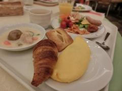 キロロ朝食1