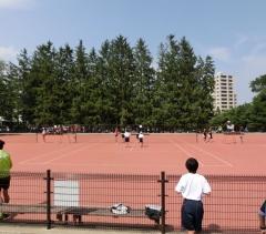 円山テニス
