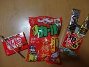 受験のお菓子