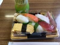 高校PTAお寿司