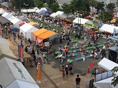 北広祭り全体