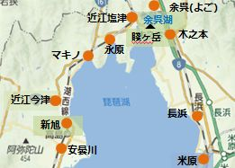 map of lail way around the kohoku1