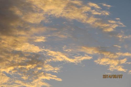 きょうの雲6