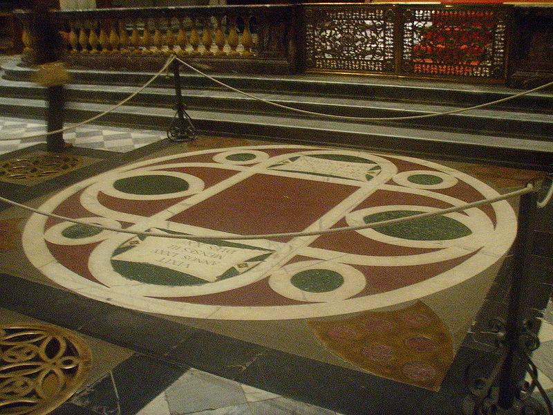 コジモの墓