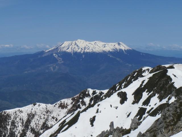5月18日 宝剣から御嶽山