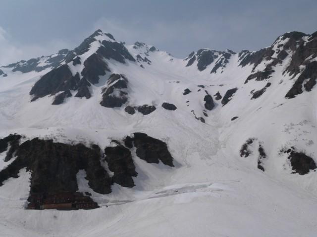 5月25日 北穂高岳