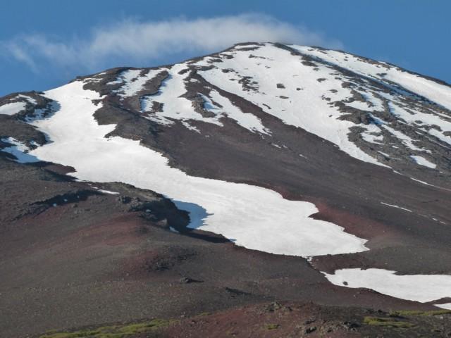 6月14日 富士山小御岳流し