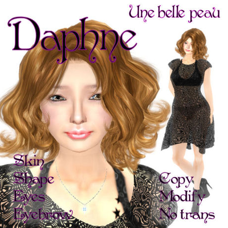 Daphne skin panel 460