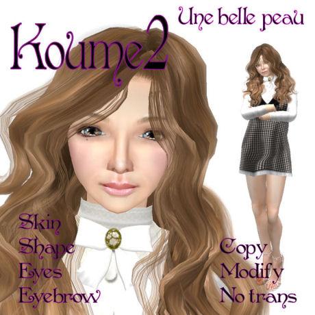 Koume2 panel 460