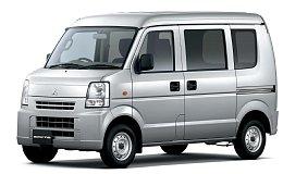三菱 ミニキャブバン 白 DS64V