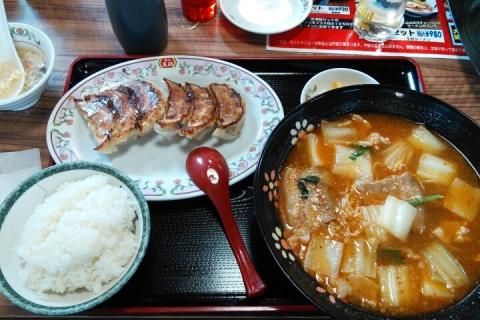 餃子の王将 王寺店 20140322 (13)