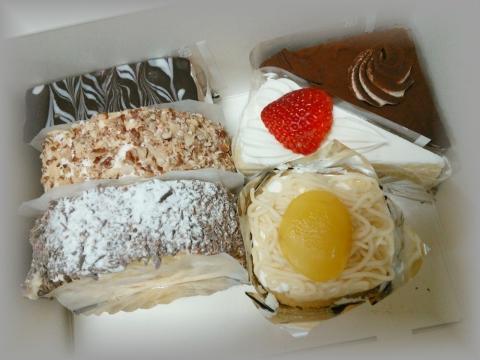 シロキヤ 洋菓子店(5)