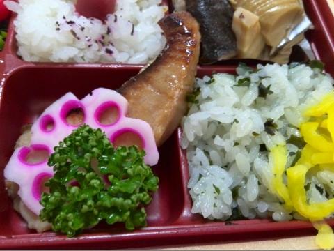 山海ハイキングお弁当 (5)