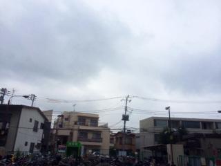 どんより曇った東京 by占いとか魔術とか所蔵画像