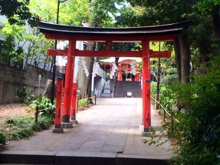 熊野神社@自由が丘1 by占いとか魔術とか所蔵画像