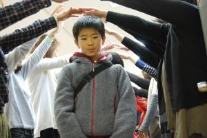 青葉FC6年生【2013年度 卒業試合&6年生を送る会】 @すすき野小学校/すすき野コミュニティハウス/少年サッカー