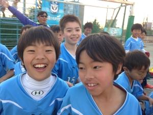 祝!青葉FC LL青葉グルグルモンキーズ3位【2013年度 第4回 青葉カップ U10】@すすき野小学校|少年サッカー