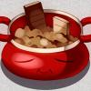 チョコなべ