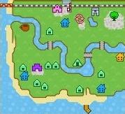 ナッツ村MAP