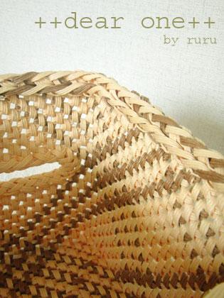 石畳編みカゴ140408_4