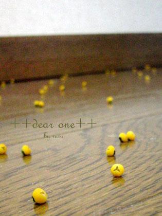テーブルヤシの花140516_8
