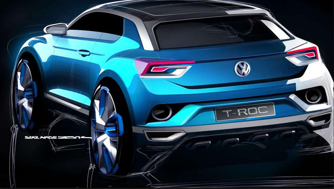 VW T-ROC3