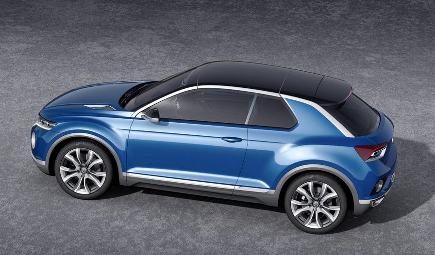 VW T-ROC open4