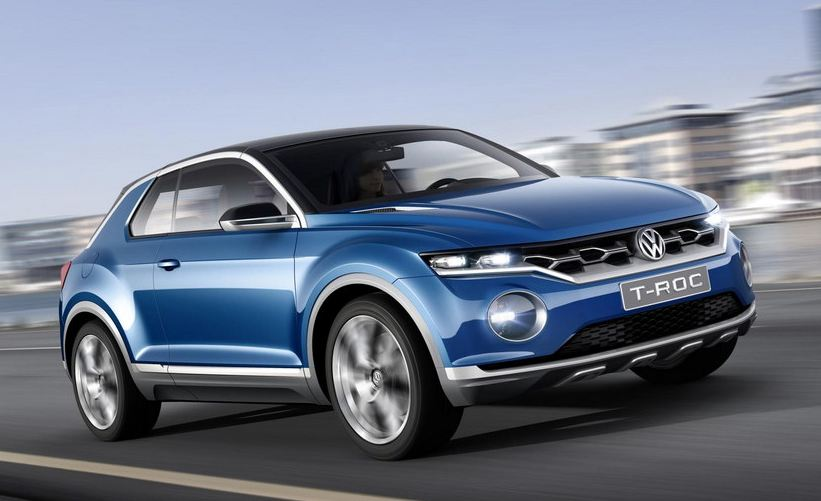 VW T-ROC open9