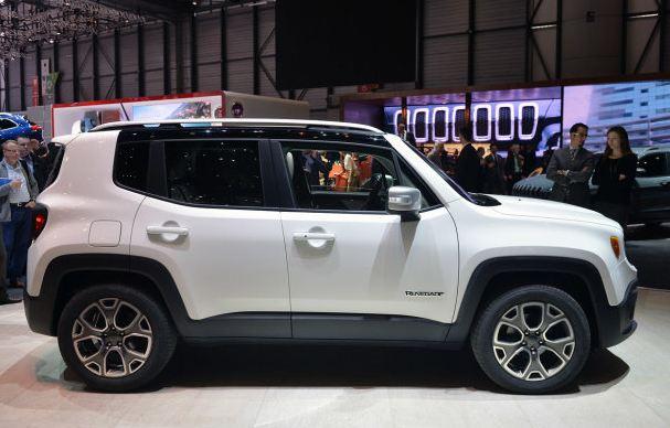 Jeep レネゲード3