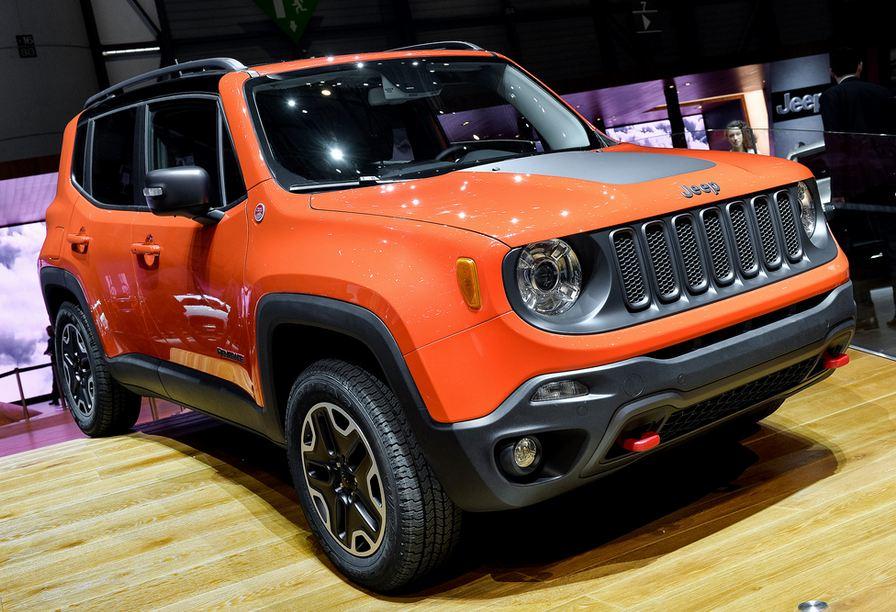 Jeep レネゲード10