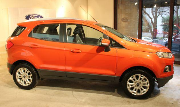 フォード エコスポーツ3