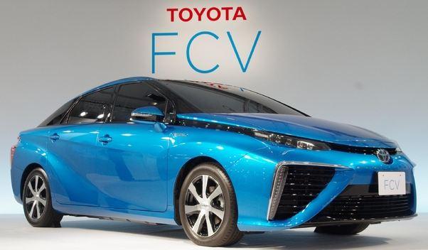 toyota FCV2