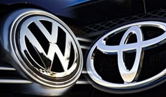 toyota VW