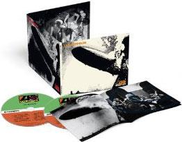 Led Zeppelin 1 Deluxe Edition / Led Zeppelin