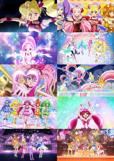 プリキュアエンディングムービーコレクション~みんなでダンス!~ ALL PLAY