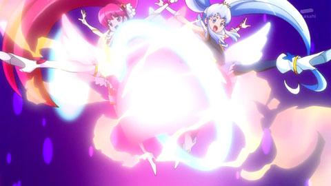 【ハピネスチャージプリキュア!】第16回「私はマスコミよ!!プリキュアの秘密全部見せます!!」