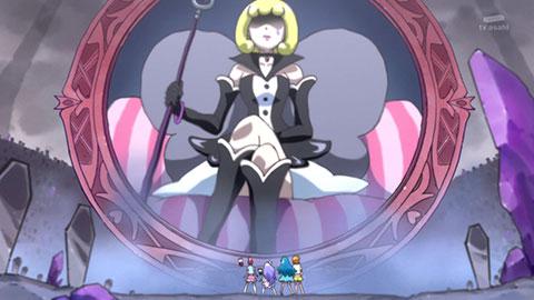 【ハピネスチャージプリキュア!】第22回「新たな変身!?フォーチュンの大いなる願い!」
